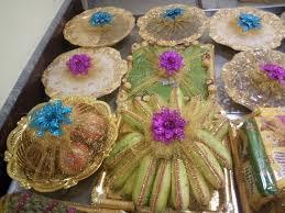 Plate Decoration For Engagement Seer Varisai Plates Decoration In Chennai Seer Varisai Thattu