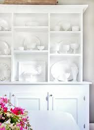 Hutches For Dining Room Three Different Ideas For Decorating A Hutch For Fall