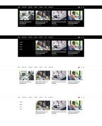 exemag u2013 multiconcept blog u0026 magazine wordpress theme template