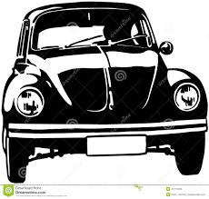 volkswagen clipart volkswagon bug cartoon vector clipart stock vector image 41776402