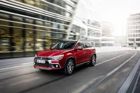mitsubishi mivec asx mitsubishi asx 1 6 mivec cleartec instyle test en specificaties