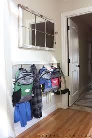no closet solution best 25 backpack hooks ideas on pinterest small entryway garden
