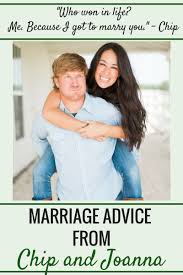 marriage advice from chip and joanna gaines marriage laboratory