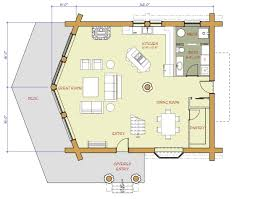 log floor plans log home and log cabin floor plans between 1500 3000 square