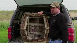 Dog Crate Covers Arcticshield Kennel Covers Youtube