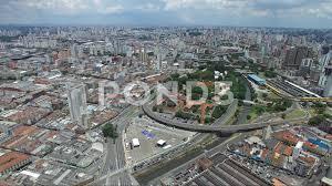 bras sao paulo aerial view of bras sao paulo brazil hi res 59617156