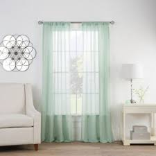Mint Green Curtains Buy Mint Curtain Panels From Bed Bath Beyond