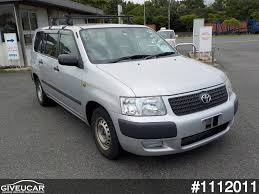 toyota bank login used toyota succeed van from japan car exporter 1112011 giveucar