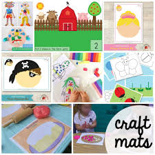 100 free playdough mats playdough to plato