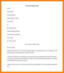 5 formal letter example addressing letter