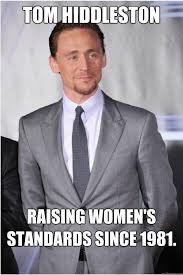 tom tom hiddleston know your meme