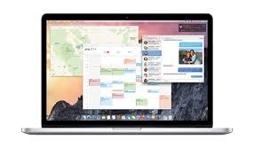 mac ordinateur de bureau wwdc 2014 os x yosemite renforce les interactions entre mac et
