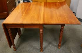Wood Drop Leaf Table Home Design Alluring Antique Cherry Drop Leaf Table Great