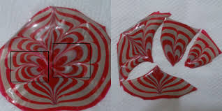 water marble heart nails tutorial by alpsnailart alps nail art