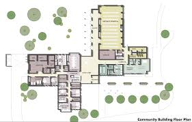 Recreation Center Floor Plan by New 20m Veterans Facility To Offer Home Like Care Setting Amp