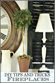 diy tips and tricks fireplaces stonegable
