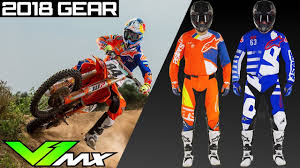 alpinestars motocross gear alpinestars 2018 mx gear youtube