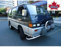 mitsubishi chamonix 86 delica l300 91km for us customers amazing auto imports