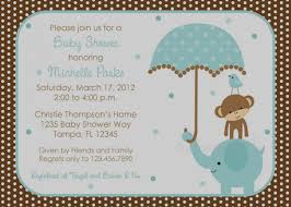 Baby Shower Announcement Wording Pictures Of Baby Shower Invitations For A Boy Invitation Sansalvaje