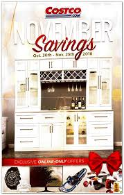 kitchen cabinets on sale black friday costco only november savings guide posted
