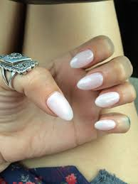 pale moonlight gel nail color my june nails nailgame