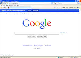 new google homepage design google s new homepage design made me think and it tires me out by