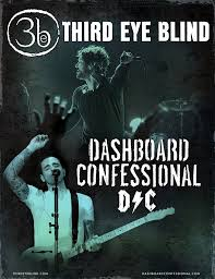 Third Eye Blind San Francisco Third Eye Blind And Dashboard Confessional Announce North American