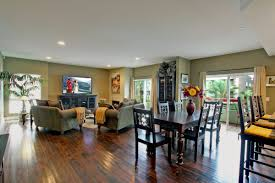 home design living room long narrow dining with rectangle combo