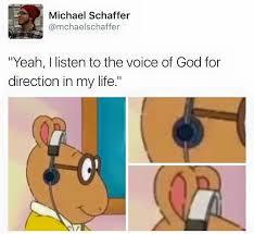 Yea Meme - yea i listen to god meme dust off the bible