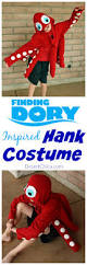 Halloween Octopus Costume Finding Dory Costume Hank Octopus Desert Chica