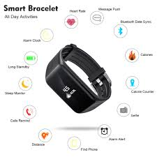 sleep activity bracelet images Lerbyee fitness tracker smart bracelet real time hr fitness jpg