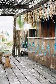 restaurant outdoor bar stools tulum bar swings sfgirlbybay pinteres