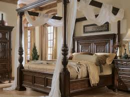 Traditional Bedroom Decorating Ideas Stunning 60 Expansive Canopy Decoration Design Ideas Of Expansive
