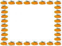 pumpkin halloween clipart clipartsgram com cute pumpkin border clipart clipartsgram com