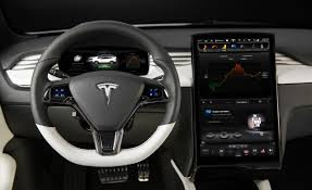 tesla inside engine 2015 tesla model x interior photo tesla motors pinterest