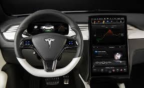 Tesla Interior Model S 2015 Tesla Model X Interior Photo Tesla Motors Pinterest