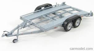 carrello porta auto minichs 400905021 scale 1 43 trailer car transporter