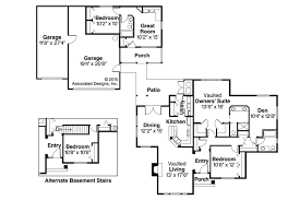 home plans with detached guest house lovely house plans with