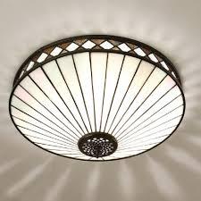 Recessed Ceiling Light Fixtures Lamps Semi Flush Mount Lighting Modern Glass Light Fixtures