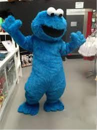 Sesame Street Halloween Costumes Adults Halloween Costumes Women Sesame Street Blue Cookie Monster