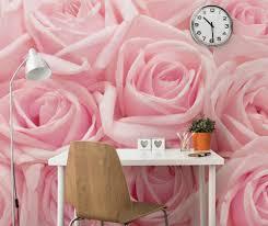 pink rose bouquet wall murall eazywallz pink rose bouquet wall mural floral eazywallz