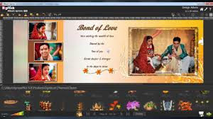 wedding album maker album xpress album design software ax 5 0