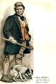 bill sykes and bullseye theatre pinterest bill o