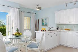 blue door painting update your kitchen to sell your home chicago