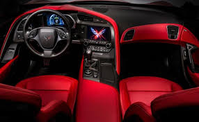 Best Interior Car Ward U0027s Names The Corvette Stingray To Its 10 Best Interiors List