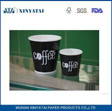 bicchieri di carta personalizzati pe patinata monouso carta personalizzati tazze di caff礙 all 39