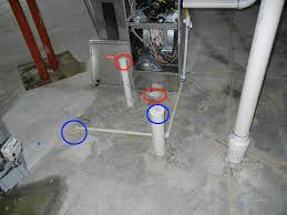 Basement Drain Backflow Preventer by Basement Backwater Valves Furnace Drains And Vent Pipes Home