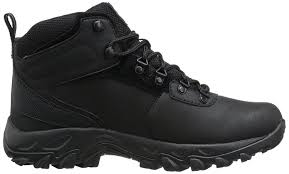 winter columbia mens newton ridge plus ii waterproof hiking boot