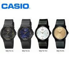 Jam Tangan Casio qoo10 all tipe jam tangan casio original garansi 1 tahun