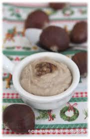recette cuisine bébé crème de marrons pour bébé dès 18 mois ou 12 mois non sucrée